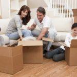Переезд в готовое жилье