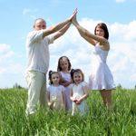 Государственная субсидия для многодетных семей