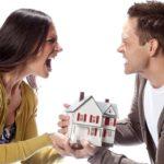 Раздел общей собственности в следствие неразрешенных споров