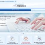 Оплата через сайт gosuslugi.ru