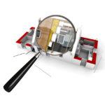 Исследовать техническое состояние квартиры