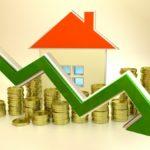 Уменьшение цен на недвижимость