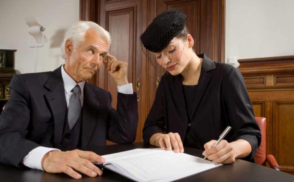 Имеет ли право гражданская жена на наследство
