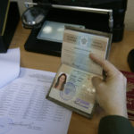 Проверка личности и представленных документов