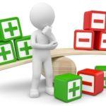 Плюсы и минусы работы с онлайн-сервисами