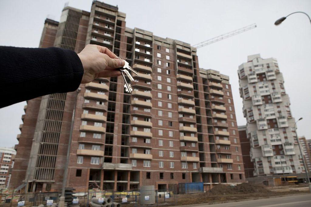 Оформление в собственность квартиры в новостройке