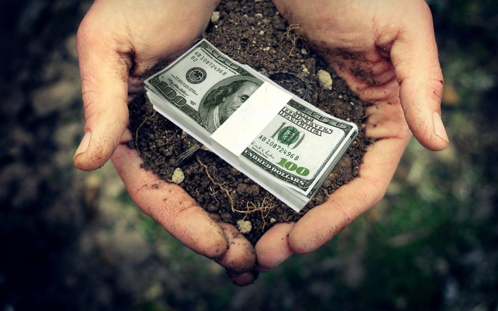 С какой суммы платится налог с продажи земельного участка