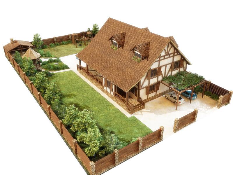 Можно ли построить дом на земле для садоводства в СНТ
