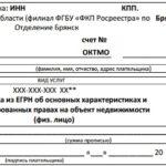 Гос. пошлина за выписку ЕГРН