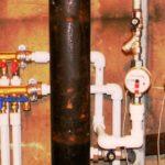 Водопроводный стояк - зона ответственности УК