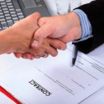 Заключить договор с межевой организацией
