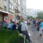 Собрание жильцов для смены УК