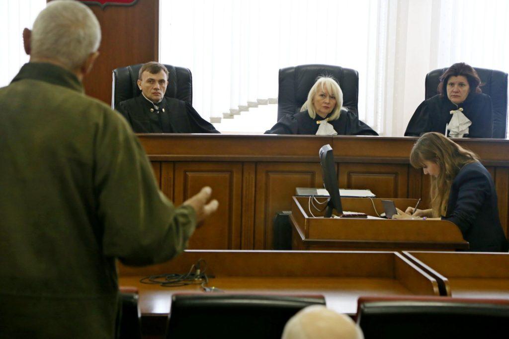 Подать в суд