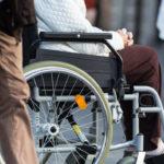 Невозможно выселение инвалида