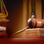Отсутствие решения судебных органов по претензии третьего лица по деятельности СНТ