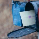 Сложности при вручении извещения, так как люди не проверяют почтовые ящики